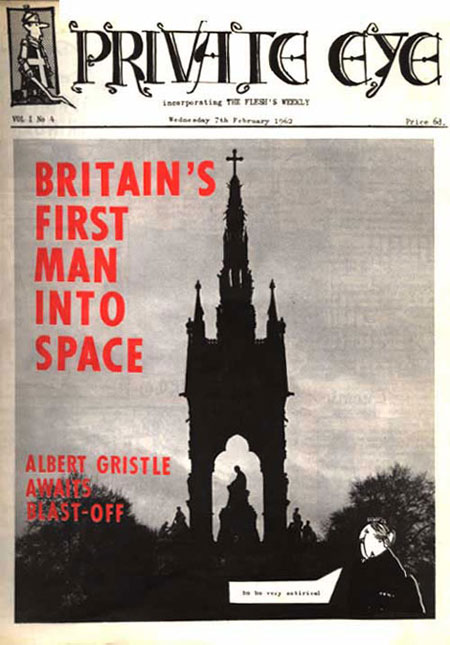Cover of issue 4, February 1962
