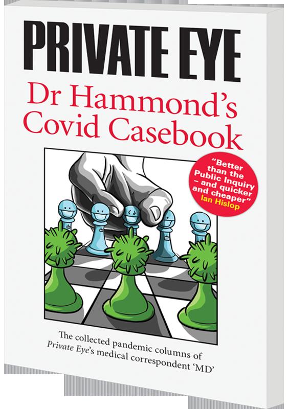 Dr Hammond's Covid Casebook