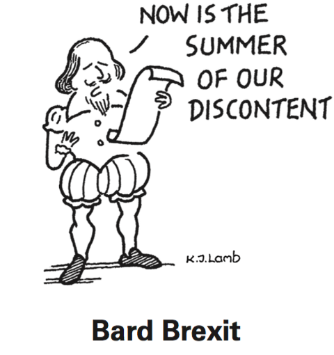 private eye cartoon