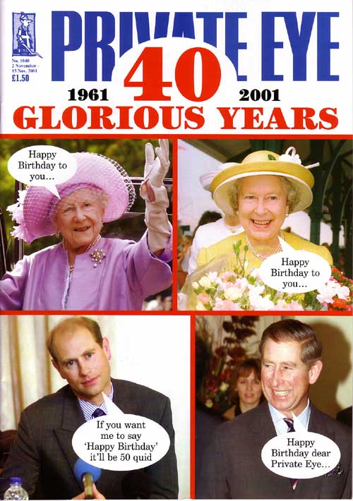 The Queen Mother The Queen Prince Edward Prince Charles