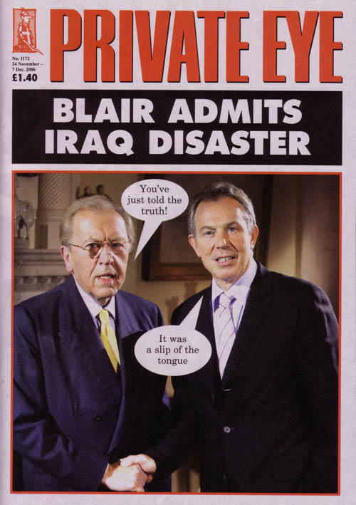David Frost Tony Blair