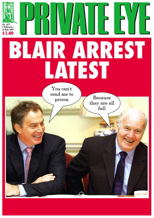 Tony Blair John Reid