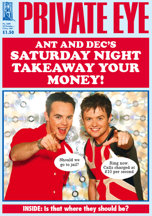Ant McPartlin Dec Donelly