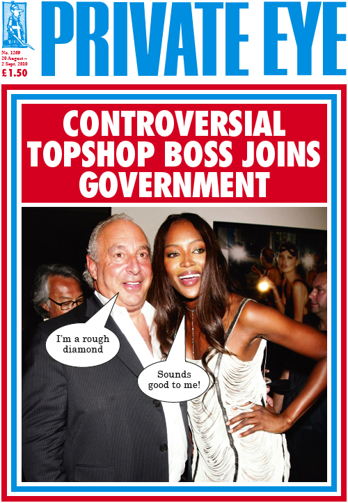 Naomi Campbell Phillip Green