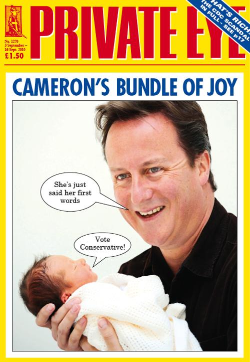 David Cameron Florence Cameron
