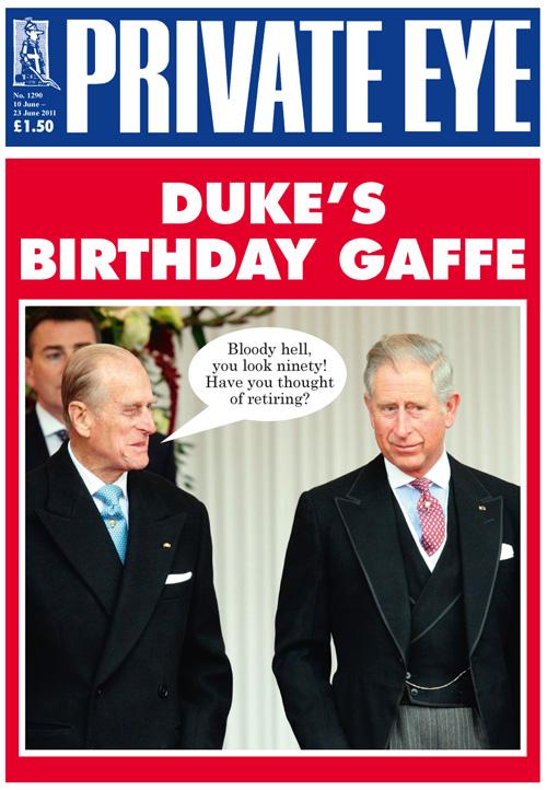 Prince Philip Prince Charles