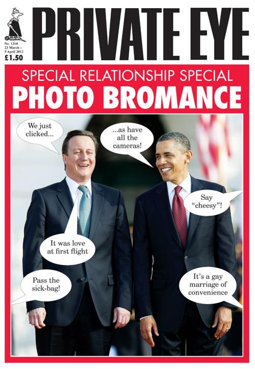 David Cameron Barack Obama