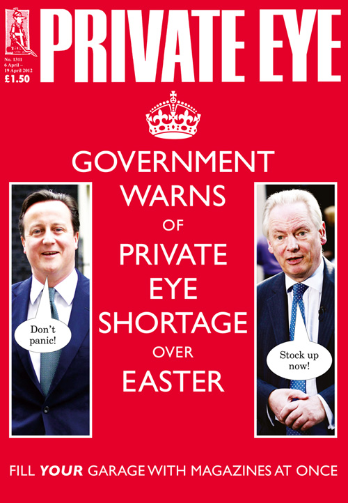 David Cameron Francis Maude