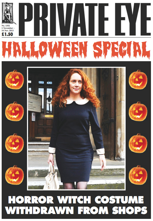 Rebekah Brooks (nee Wade)