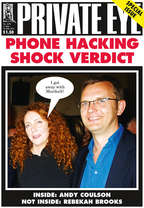 Rebekah Brooks (nee Wade) Andy Coulson