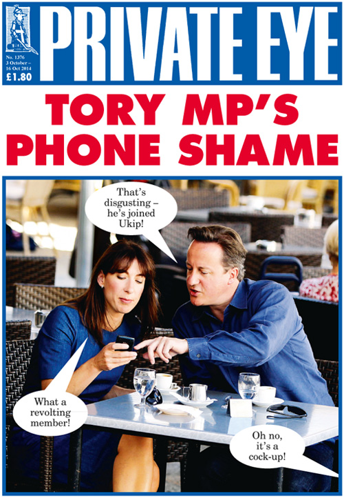 Private Eye Issue 1376
