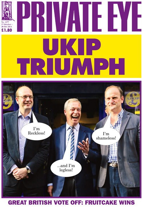 Private Eye Issue 1377