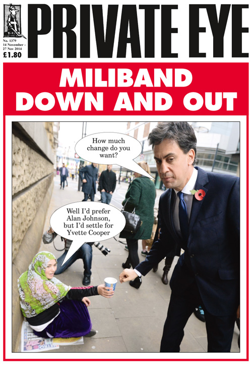 Private Eye Issue 1379