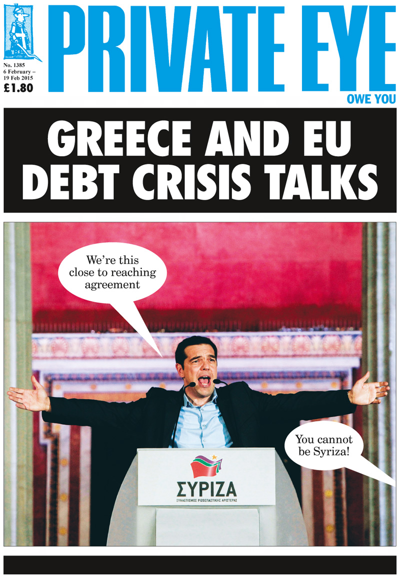 Private Eye Issue 1385