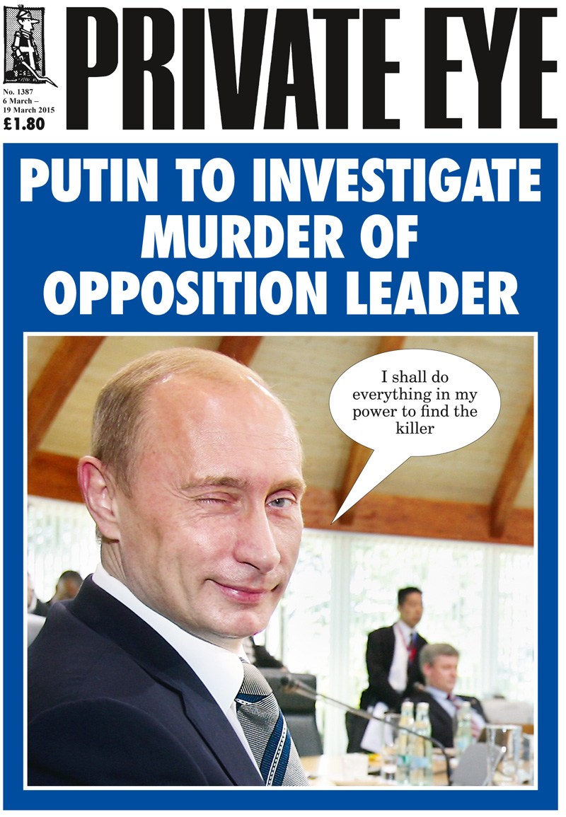 Private Eye Issue 1387
