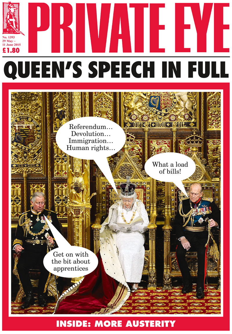 Private Eye Issue 1393