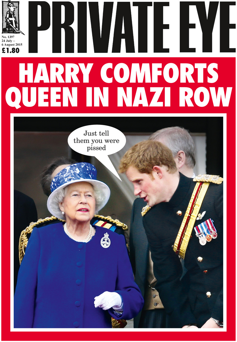 Private Eye Issue 1397