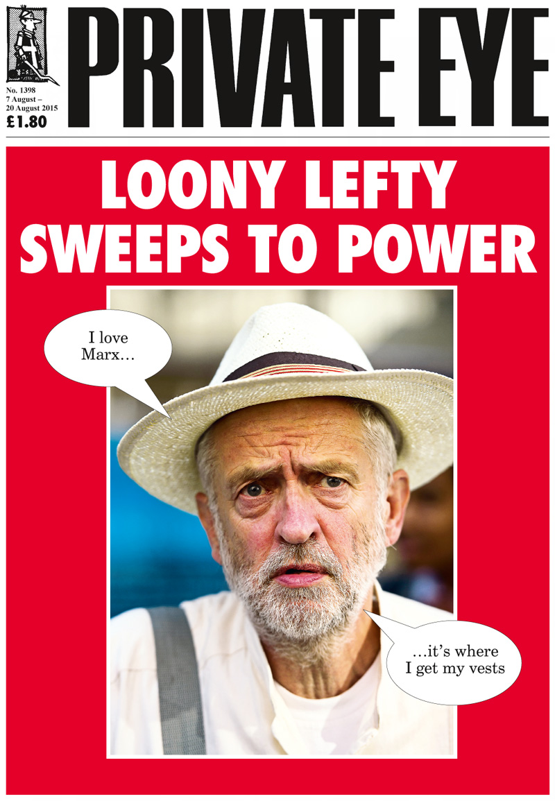 Private Eye Issue 1398