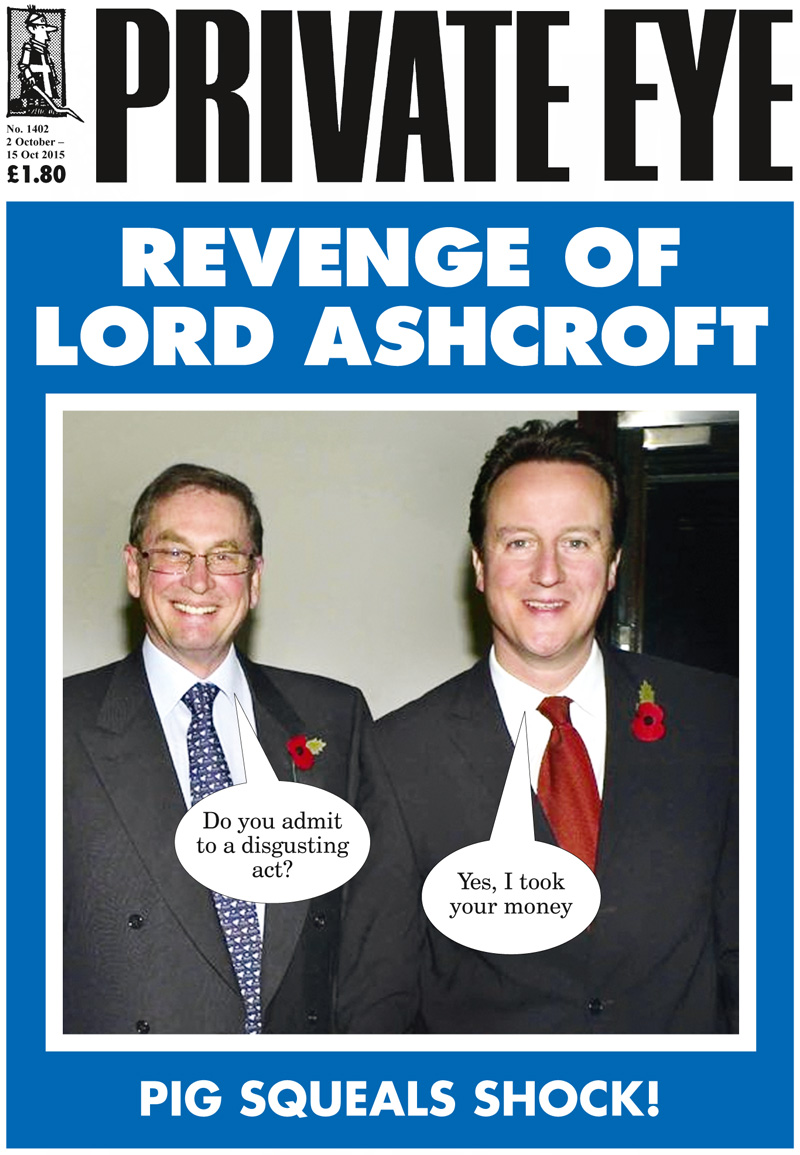 Private Eye Issue 1402