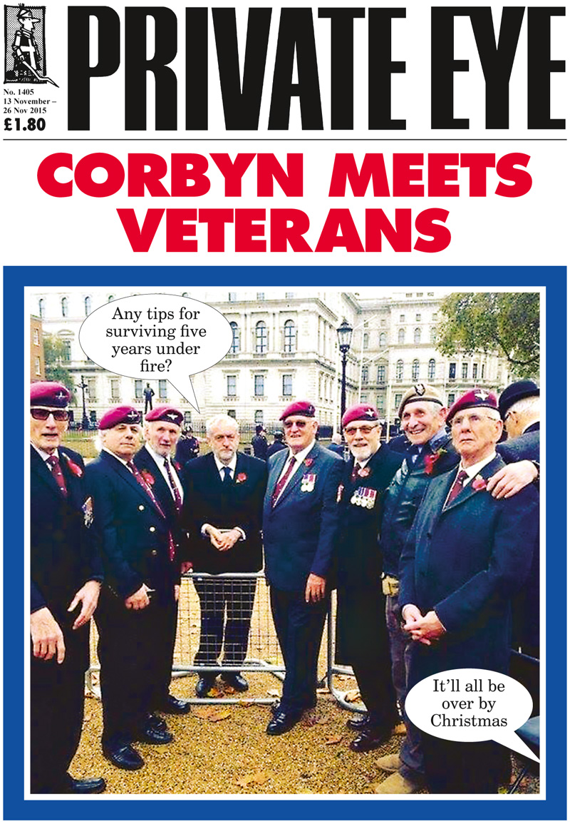 Private Eye Issue 1405