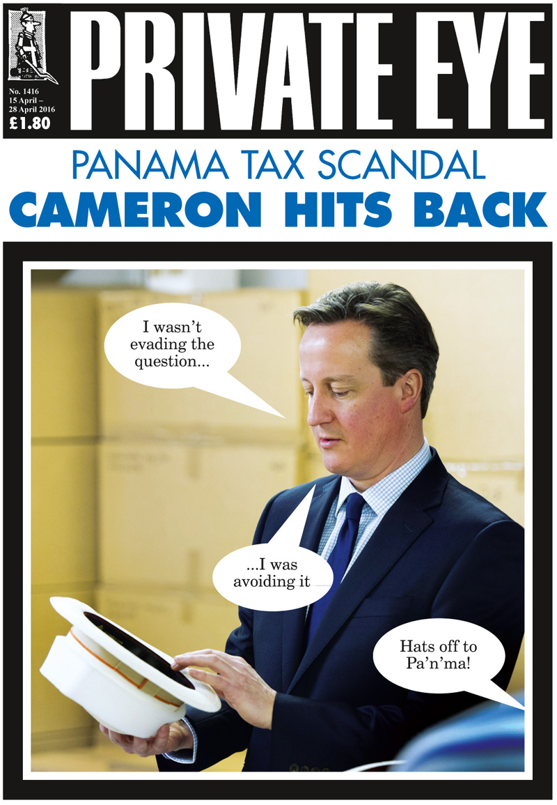 Private Eye Issue 1416