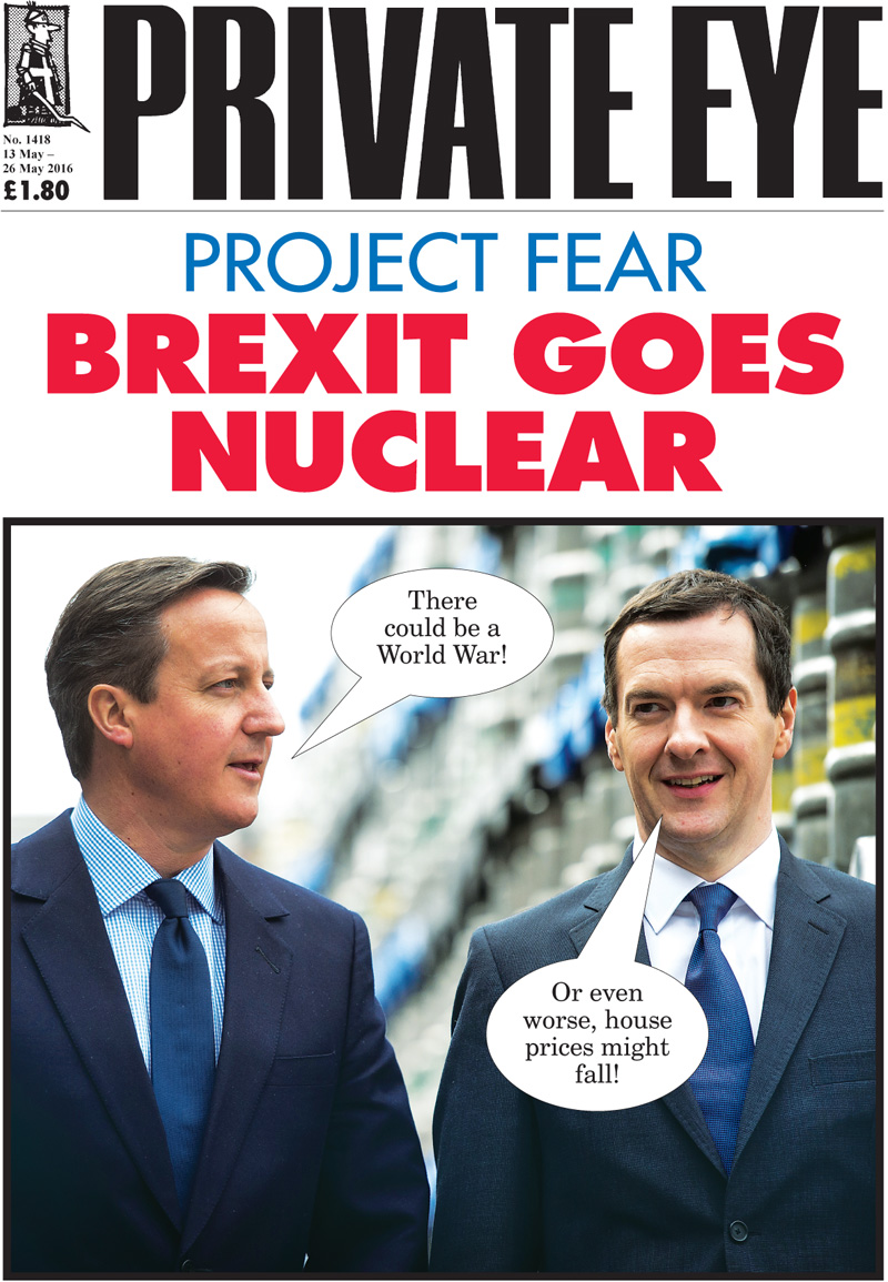 Private Eye Issue 1418
