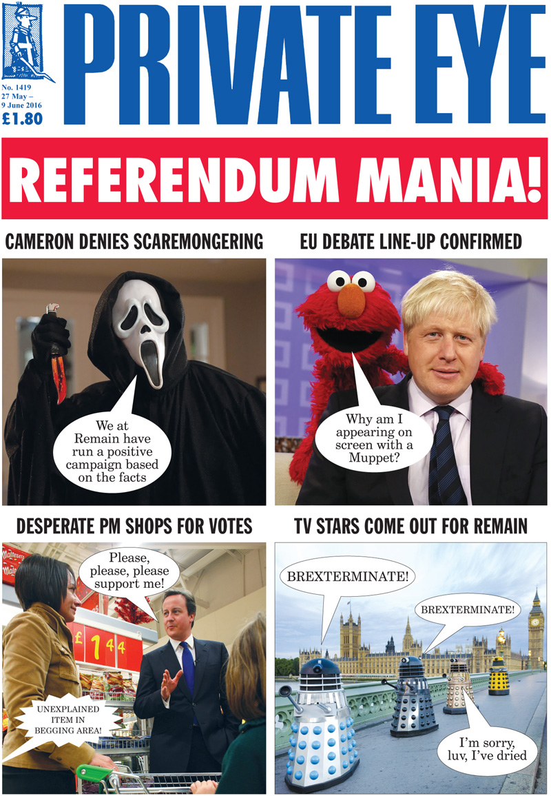 Private Eye Issue 1419