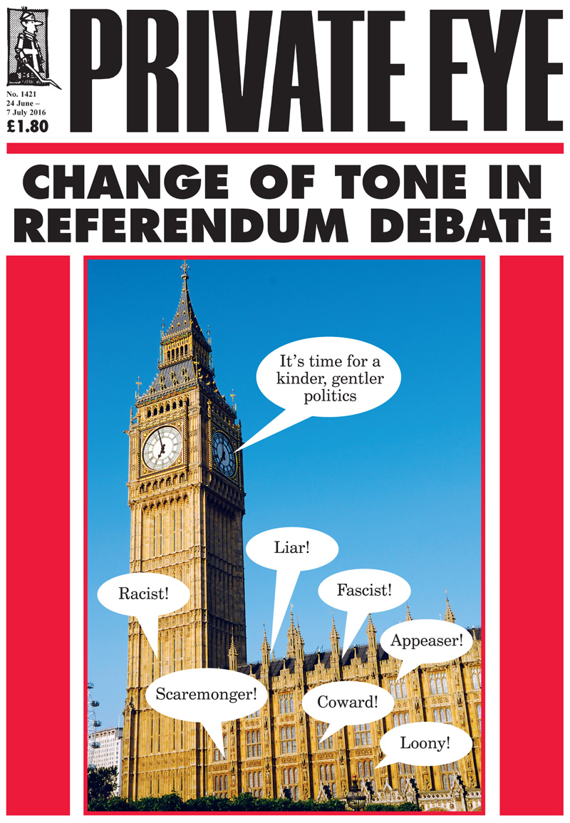 Private Eye Issue 1421