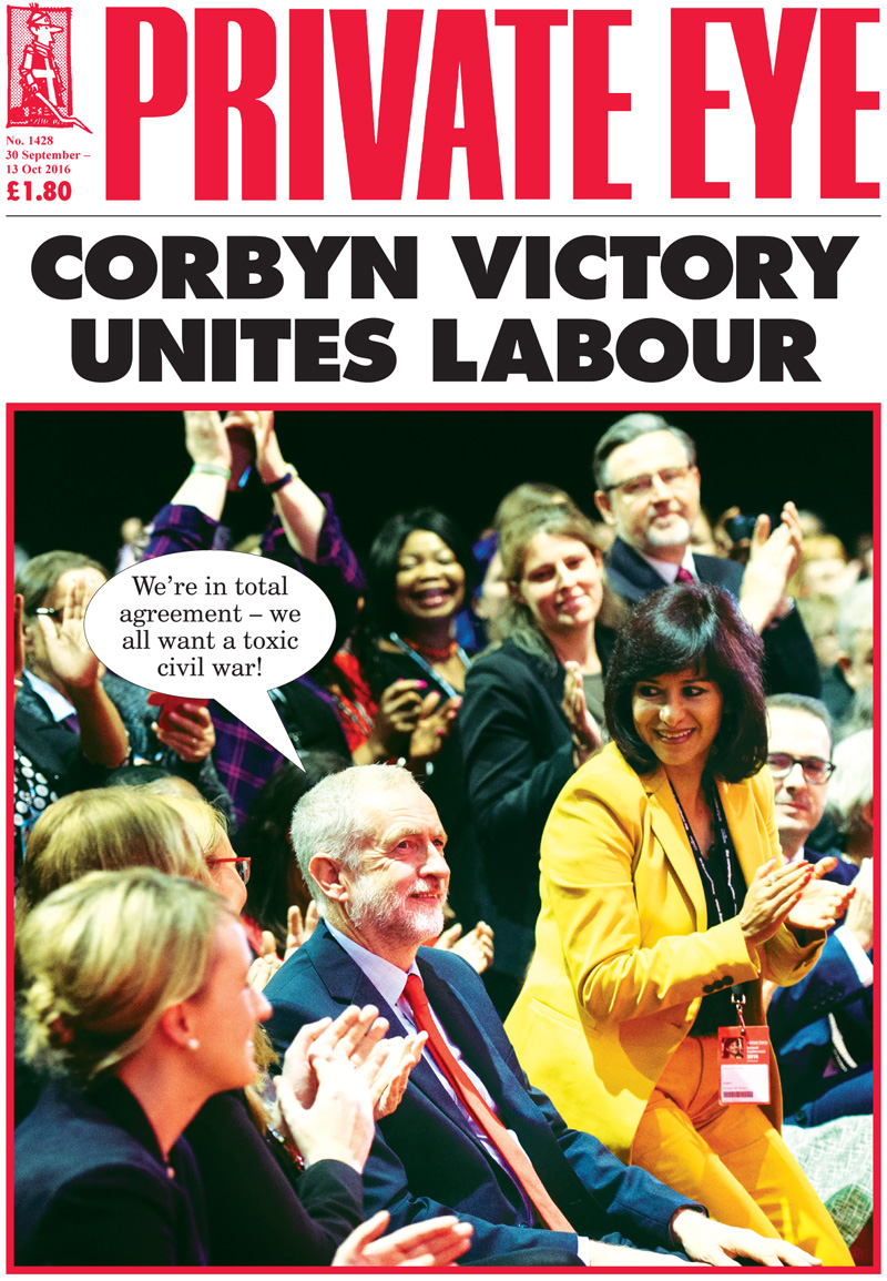 Private Eye Issue 1428