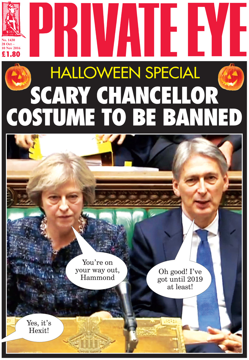 Private Eye Issue 1430