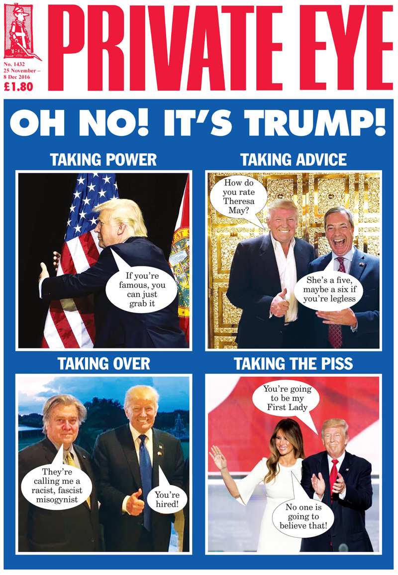 Donald Trump Nigel Farage Melania Trump Steve Bannon