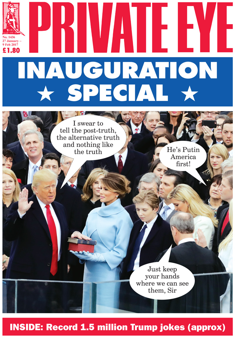 Private Eye Issue 1436