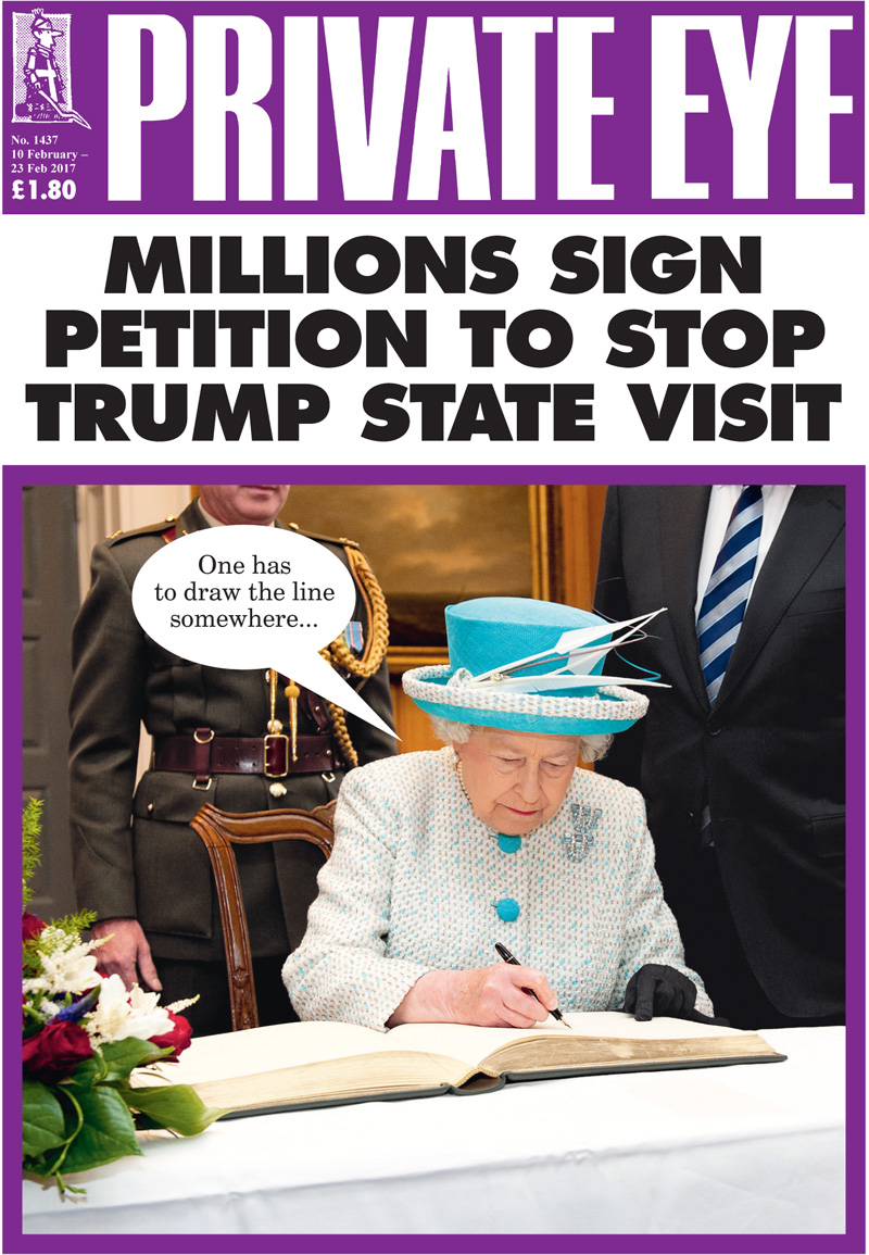 Private Eye Issue 1437
