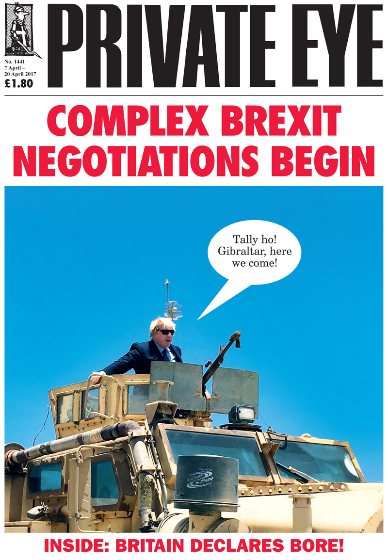 Private Eye Issue 1441