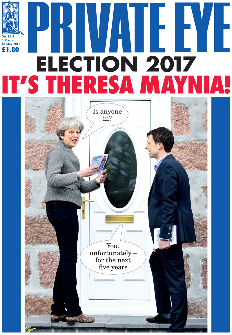 Private Eye Issue 1443