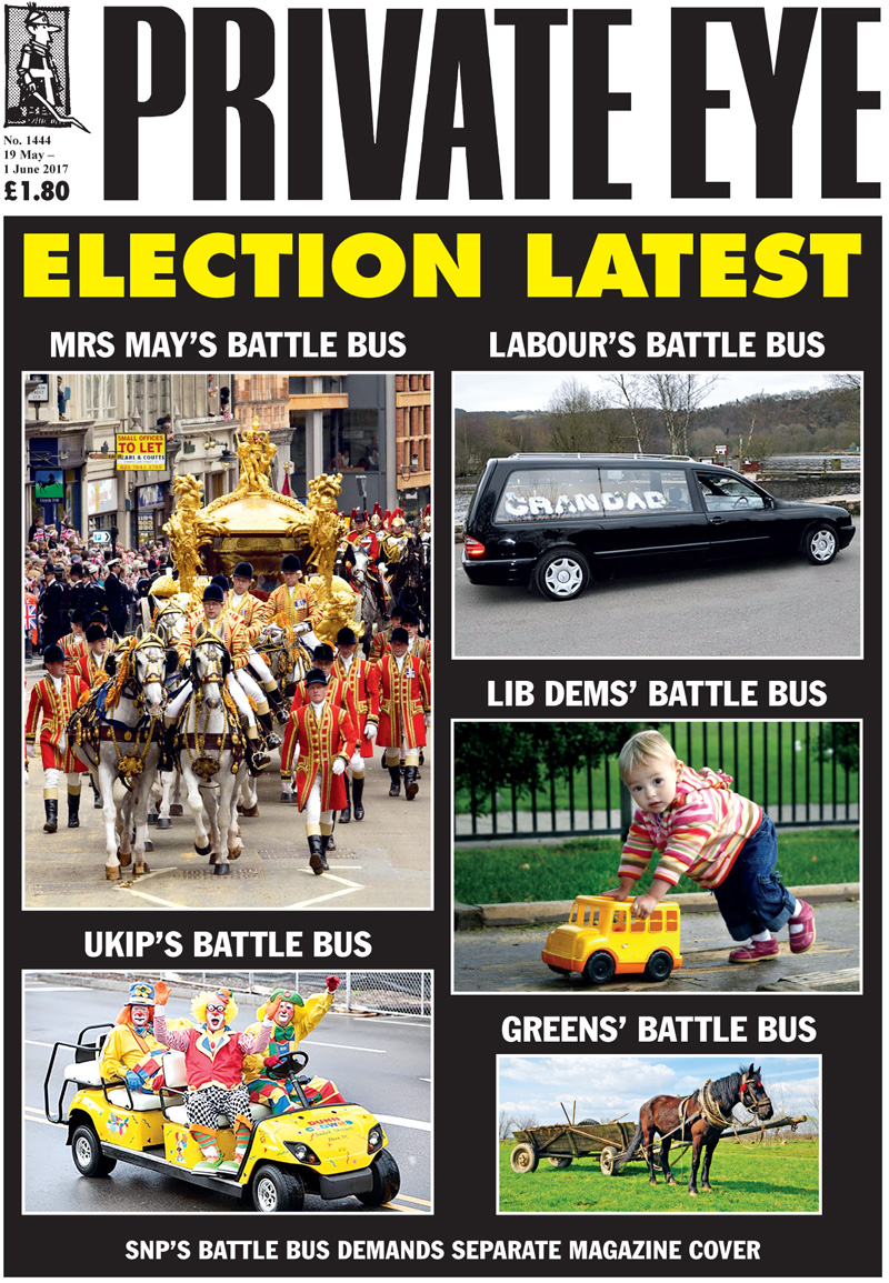 Election Battlebuses