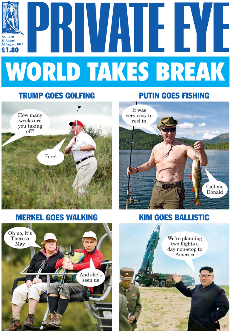 Private Eye Issue 1450
