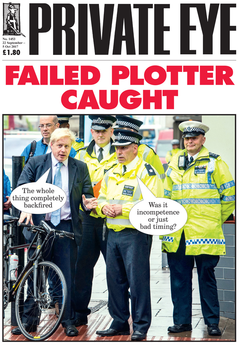 Private Eye Issue 1453