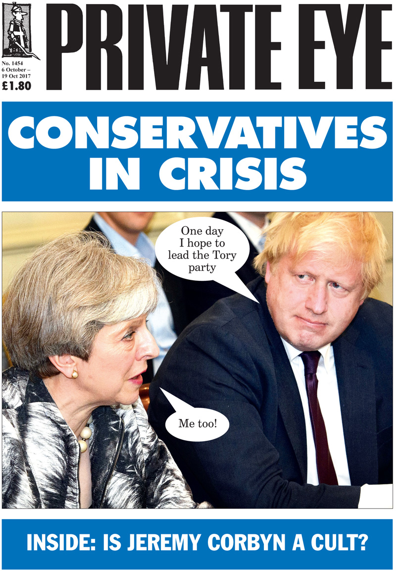 Private Eye Issue 1454
