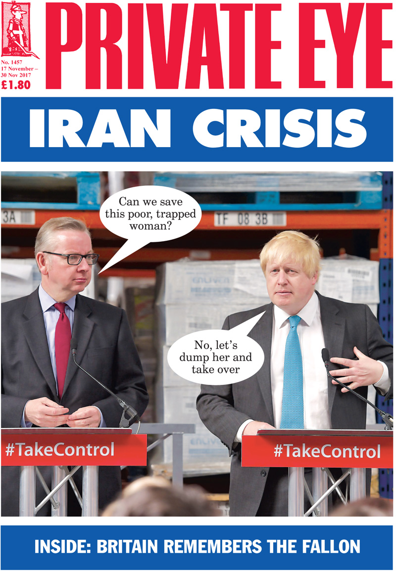 Private Eye Issue 1457