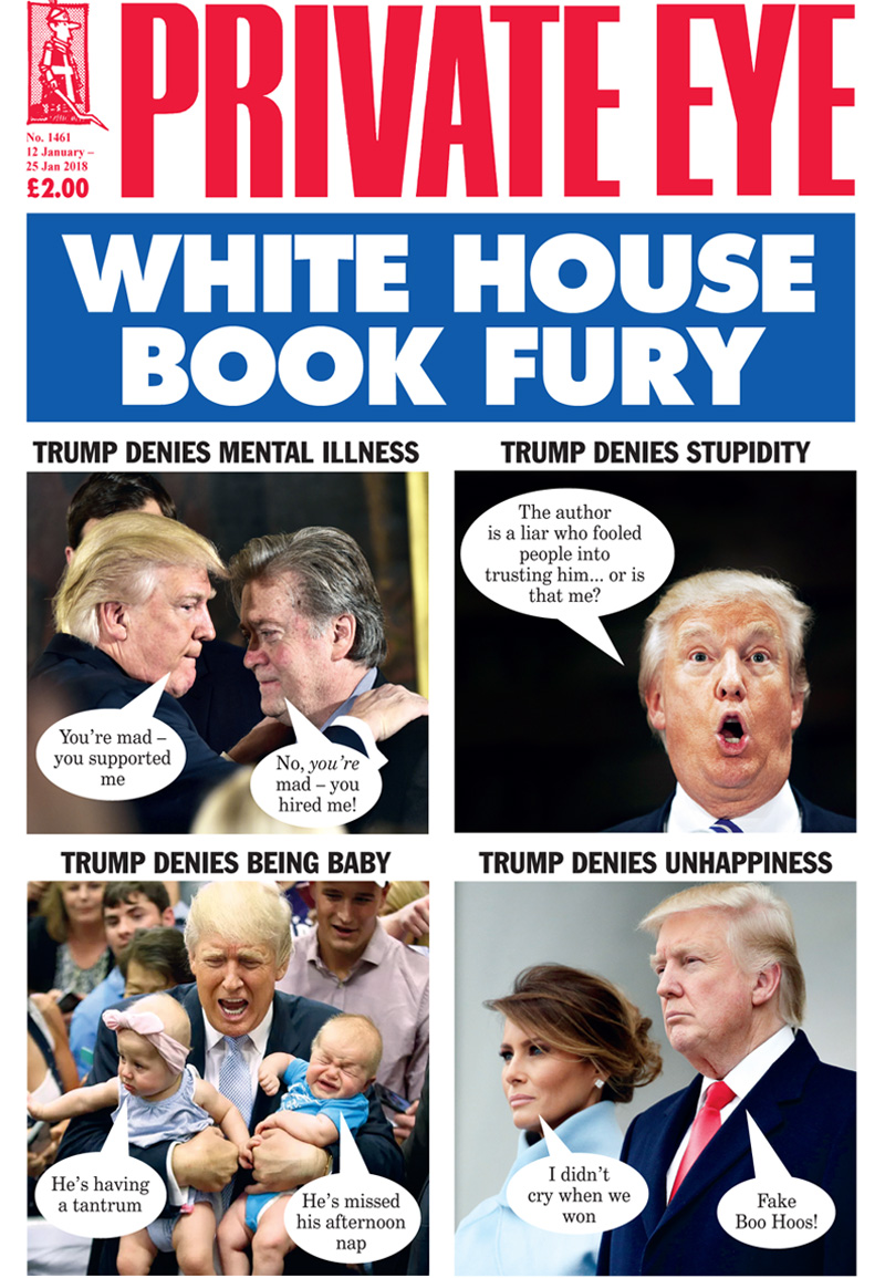 Private Eye Issue 1461