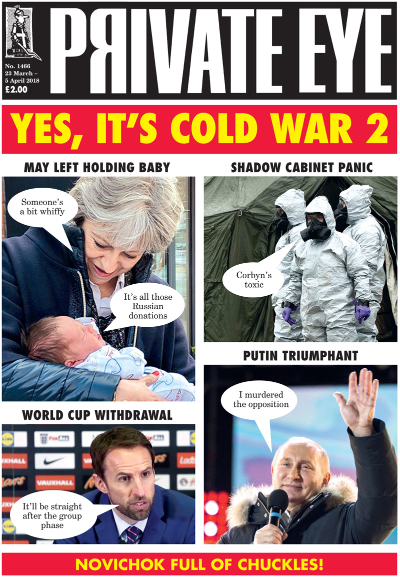 Private Eye Issue 1466