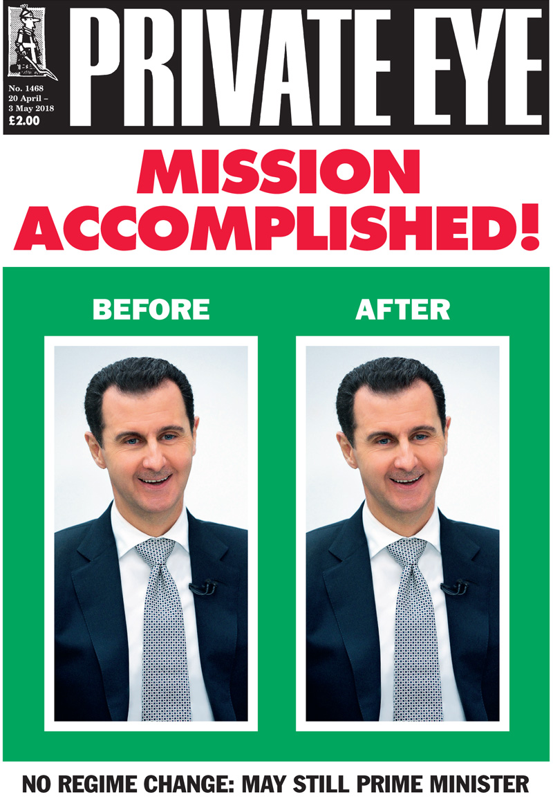 Private Eye Issue 1468