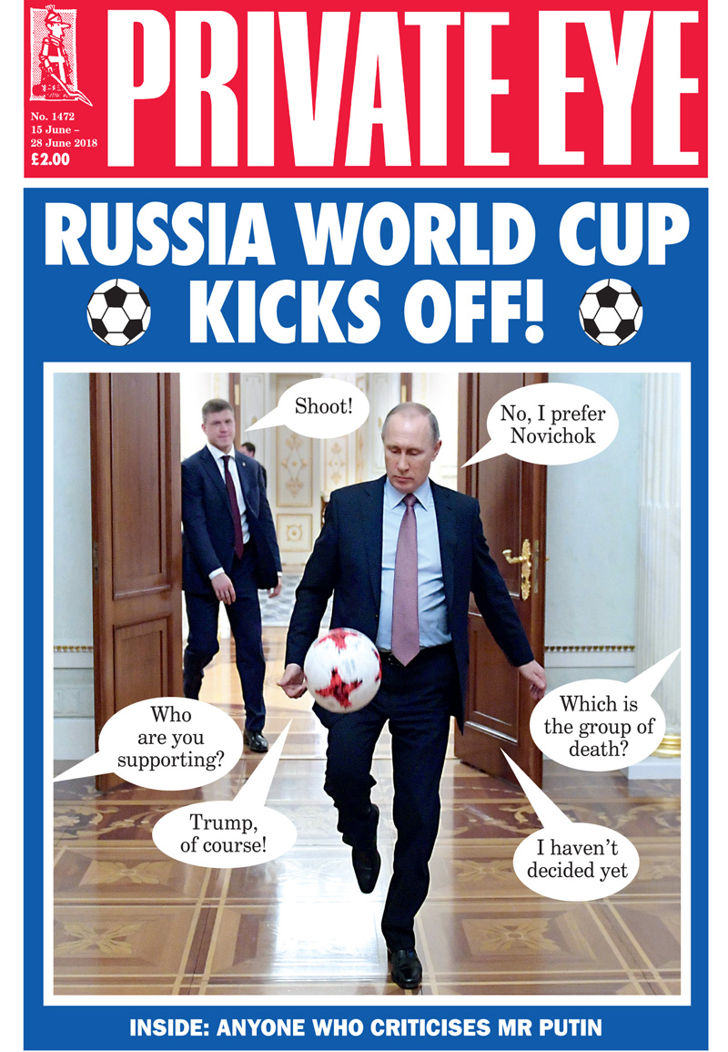 Private Eye Issue 1472
