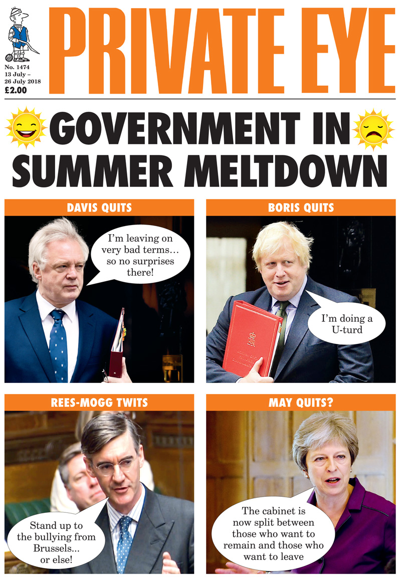 Private Eye Issue 1474