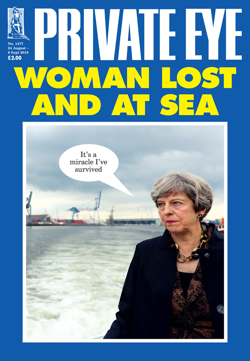 Private Eye Issue 1477