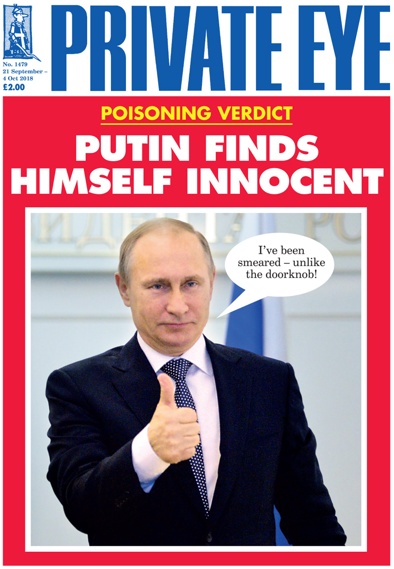 Private Eye Issue 1479