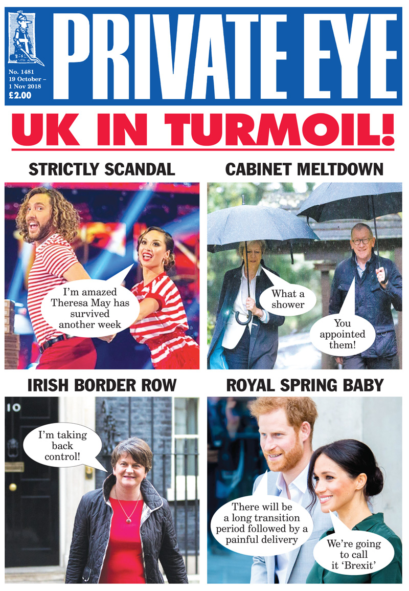 Private Eye Issue 1481