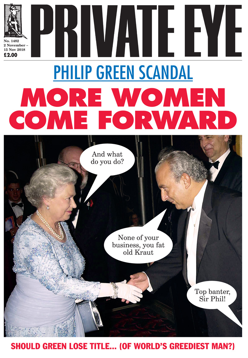 Private Eye Issue 1482