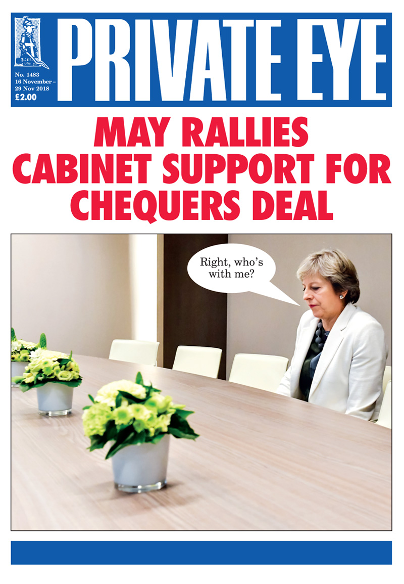 Private Eye Issue 1483